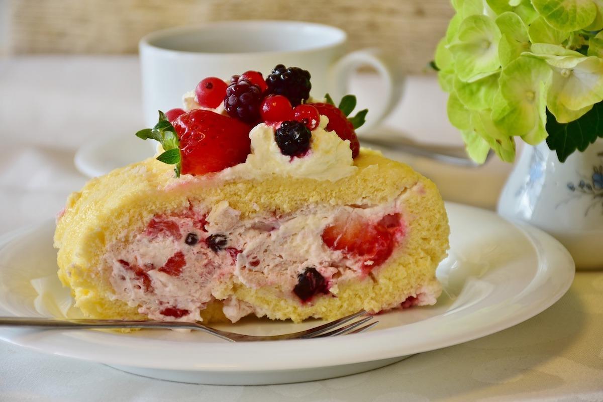 디저트 케이크