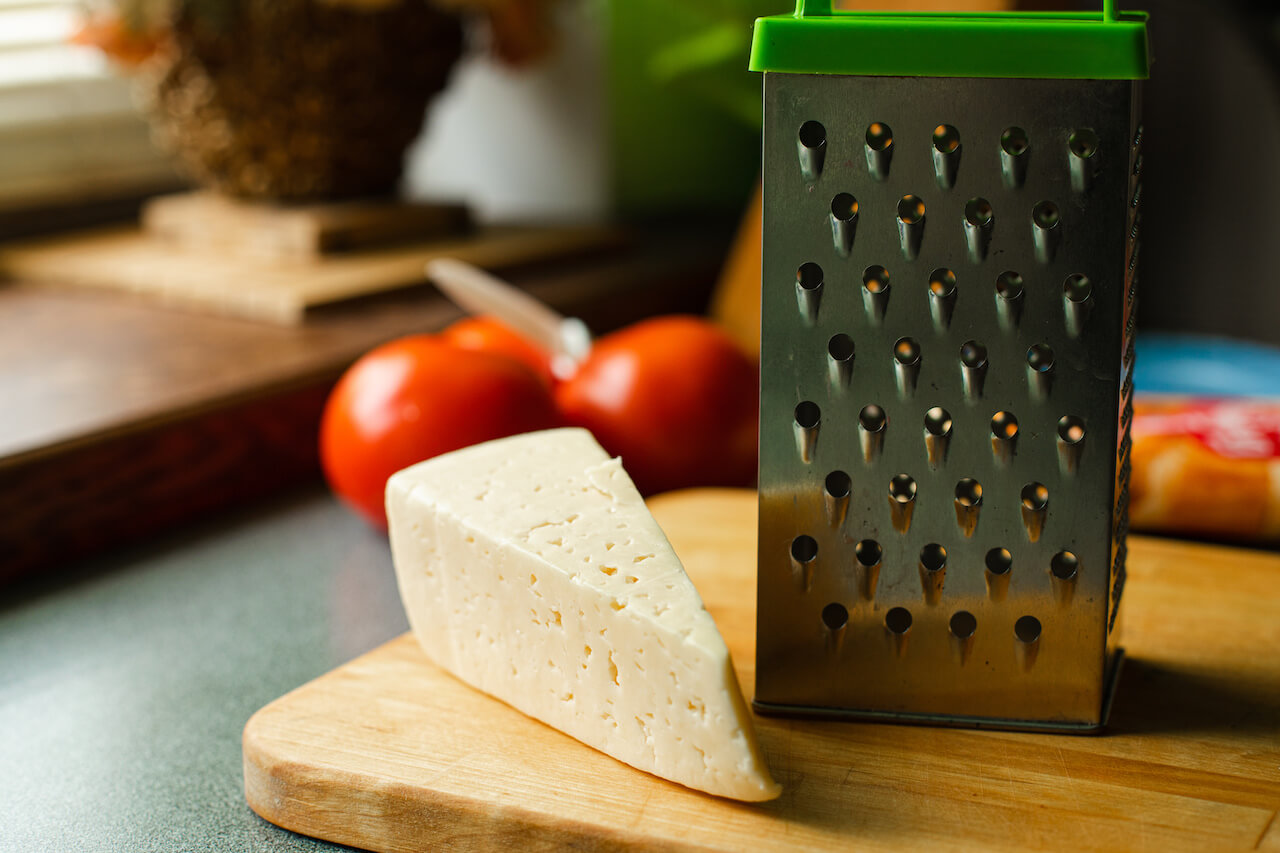 치즈 강판