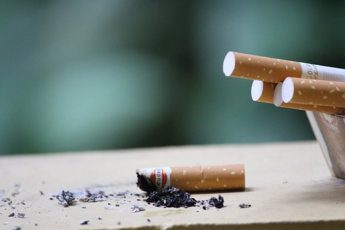 담배 흡연