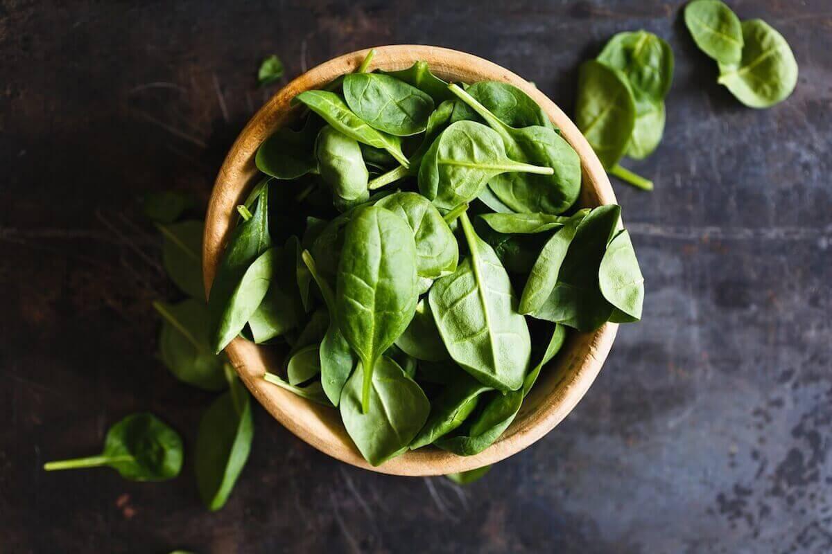 녹색 채소