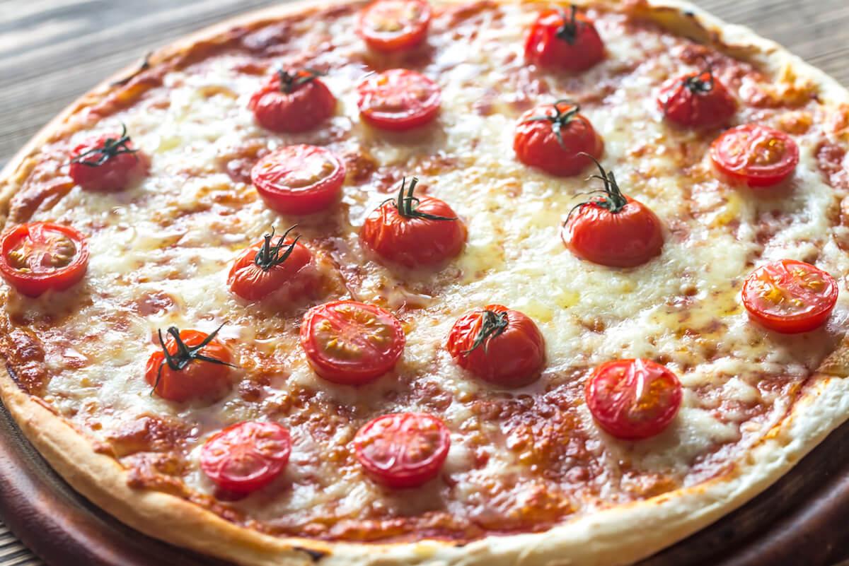 나폴리탄 피자