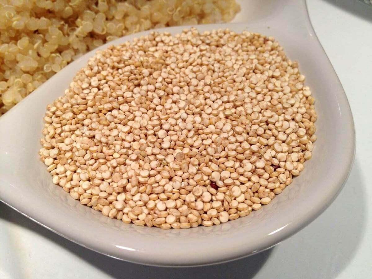 퀴노아 곡물