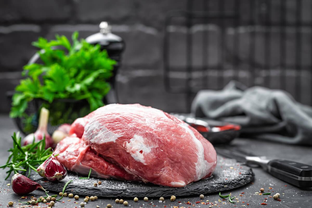붉은 고기