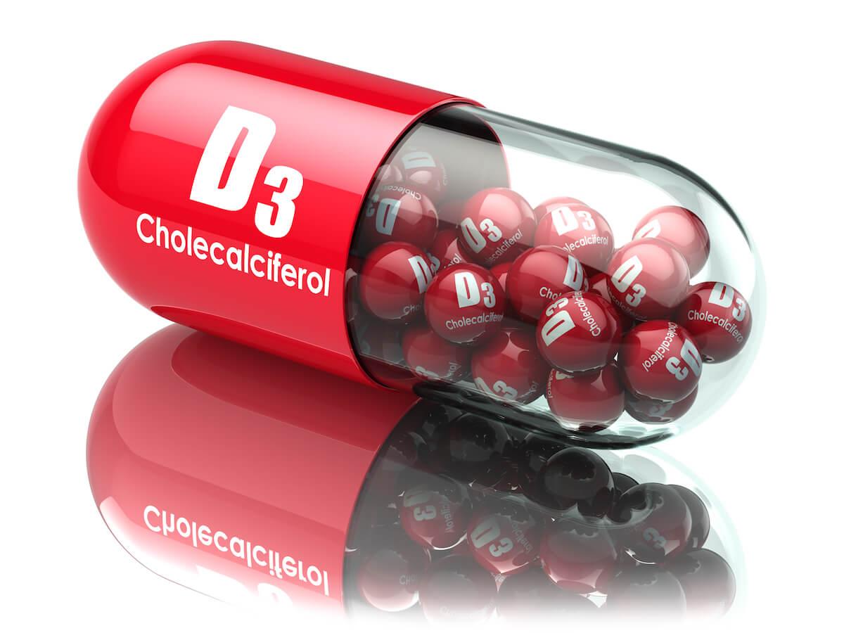 비타민D3 영양제